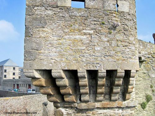 St Malo Fortress - Vauban's fortifications