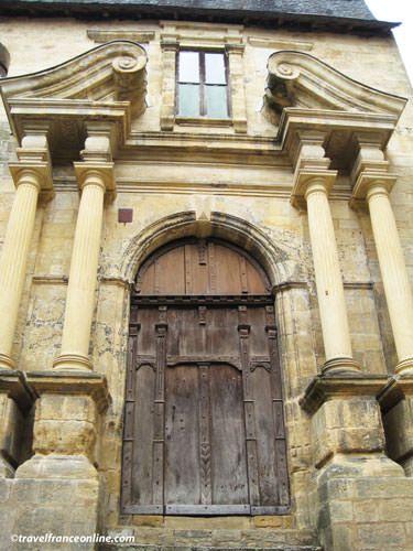 Chapelle des Penitents Blancs in Sarlat