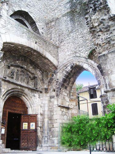 Saint-Martin Church in Souillac