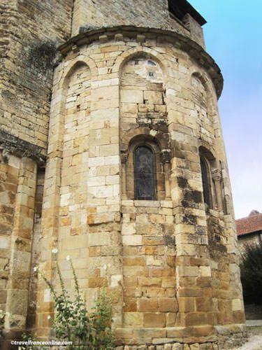 St Pierre Toirac Church