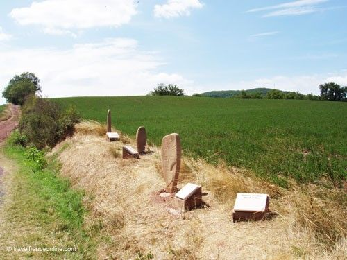 Statues-Menhirs - Aveyron