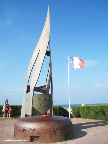 Philippe Kieffer Memorial in Ouistreham - Sword Beach