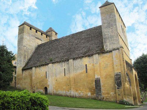 Tayac Church - Les Eyzies