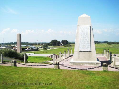 Utah Beach - 1st Engineer Special Brigade Monument