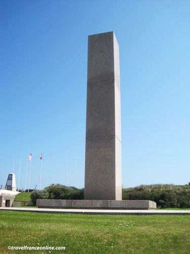 Utah Beach - American Soldiers Monument