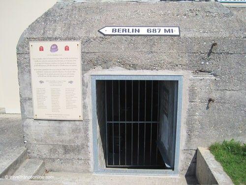 Utah Beach - Bunker
