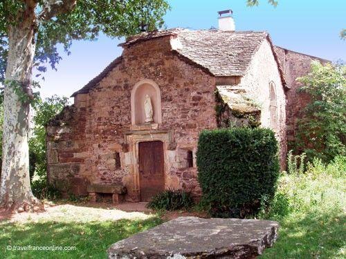Notre-Dame de Bethleem in Vabres AbbayeChapel
