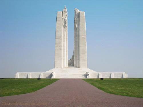 Vimy Ridge Canadian National Memorial