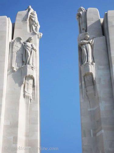 Vimy Ridge Canadian National Memorial - Chorus