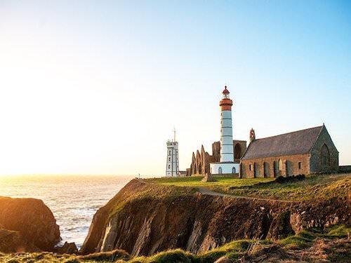 Breton iconic images - Lighthouse