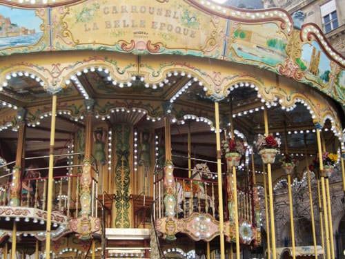 Carrousels - Hotel-de-Ville