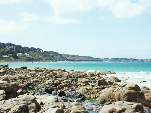 Emerald Coast in Dinard
