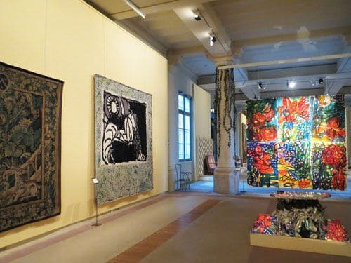 Manufacture des Gobelins - Beauvais tapestry - Yves Oppenheim 2010