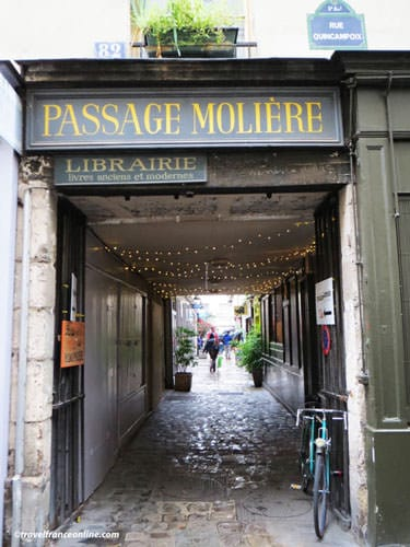 Passage Moliere