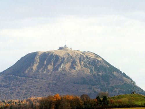 Volcanoes - Puy de Dome