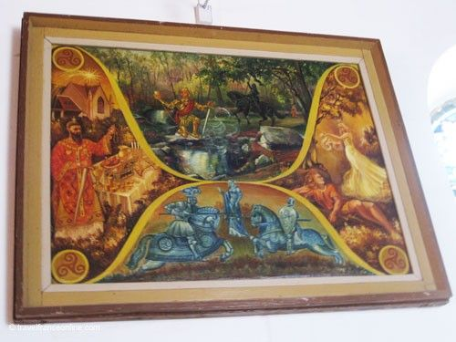 Eglise du Graal in Trehorenteuc