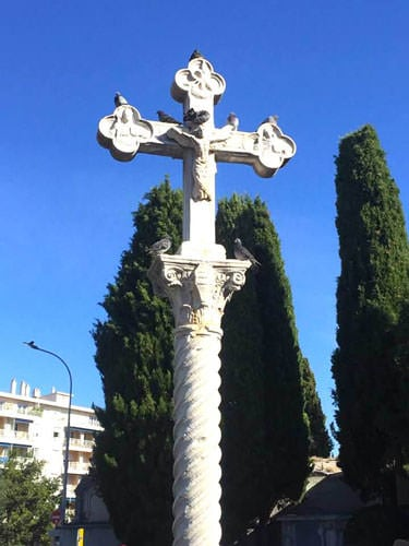 Seraphic Cross of Cimiez
