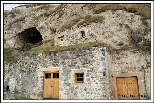 Monton Troglodytes under restoration