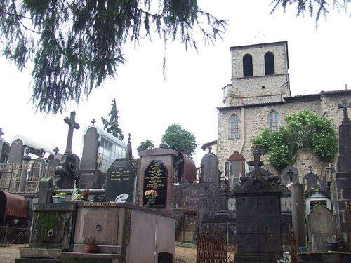 Eglise Saint-Jean in Thiers
