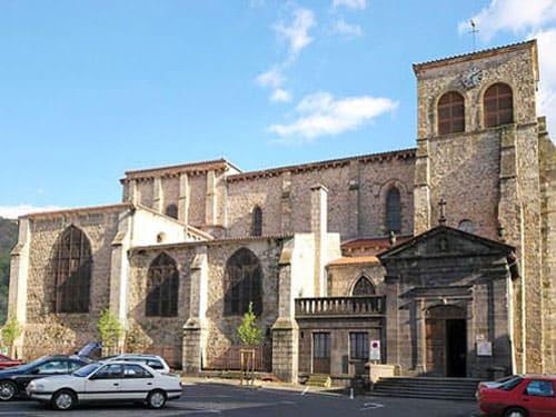 Eglise Saint-Genes in Tiers