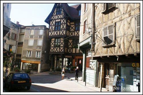 Maison du Pirou in Thiers