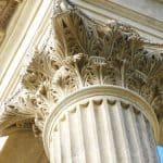 Ornate capital - Glanum