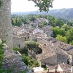 Menerbes - A perched village