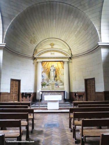 Saint-Medard Church - Chapelle de la Vierge