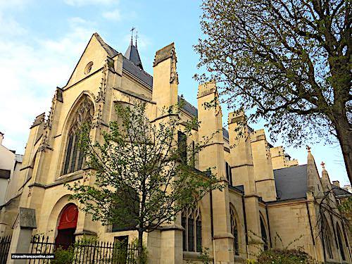 Saint-Medard Church