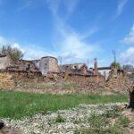 Spring in Oradour-sur-Glane