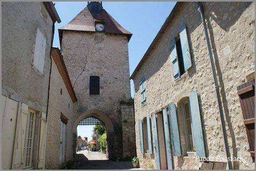 Belfry of Charroux