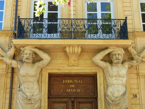 Tribunal de Commerce in Aix-en-Provence