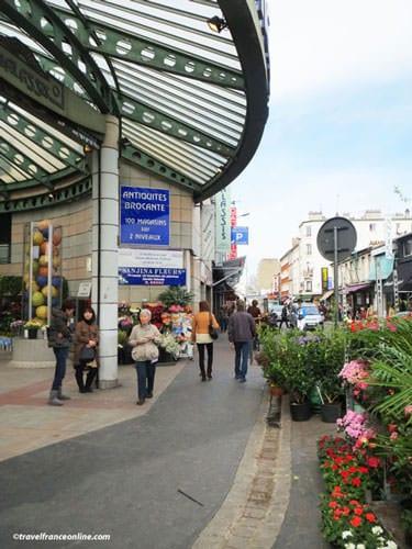 Marche aux Puces de St-Ouen - Marché Malassis