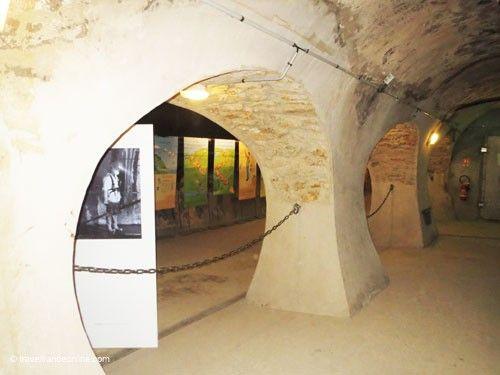 Galerie Aubriot in Paris Sewers