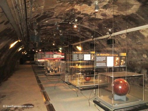 Paris Sewers Museum exhibits