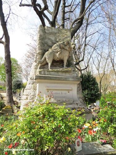 Cimetiere des Chiens - Barry Memorial