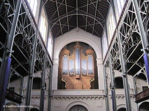 Notre-Dame-du-Travail Church organ