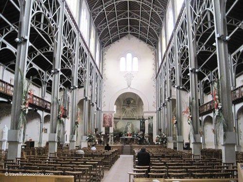 Notre-Dame-du-Travail Church