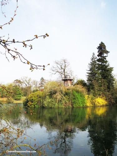 Bois de Boulogne - Kiosque de l'Empereur