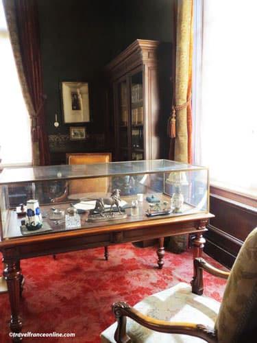 Pasteur Museum - Pasteur's study