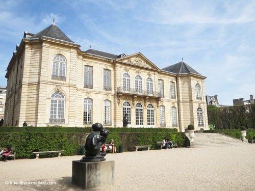 Rodin Museum - Hotel Biron