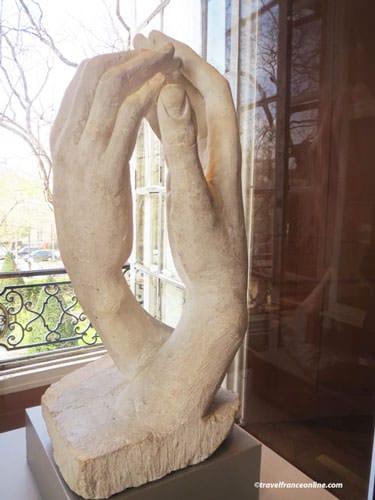 Rodin Museum - La Cathedrale