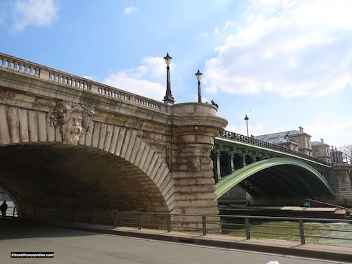 Pont Notre-Dame seen from the right bank
