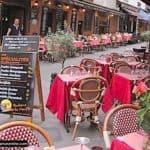 Restaurants in Rue Mouffetard