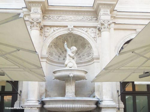 Fontaine Gaillon by Visconti