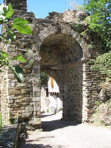 Porte Pique in Najac