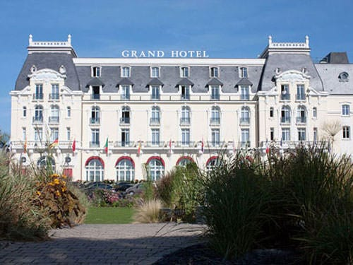 Le Grand Hotel in Cabourg