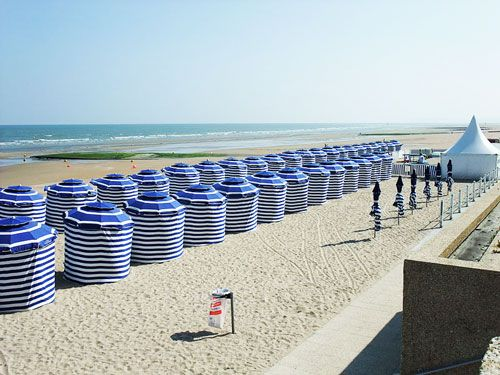 The Strand in Cabourg