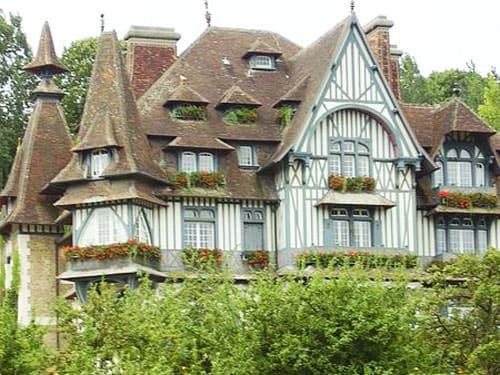 Villa Strassburger in Deauville
