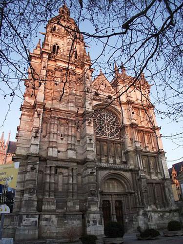 Cathedrale Notre-Dame d'Evreux